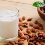 Как дома приготовить миндальное молоко