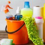 Домашнее натуральное нетоксичное чистящие средство