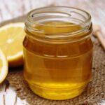 Сироп из мёда и лимона для лечения сухого кашля