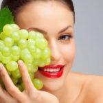 Виноградные процедуры для омоложения кожи