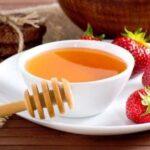 Клубничный сироп от кашля для детей